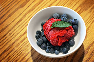 raspberry-sorbet