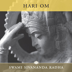 Cover of Hari Om CD